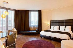 dettaglio sulla camera Holiday Inn Genoa City