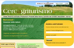 dettaglio sulla home page di cercaagriturismo.it