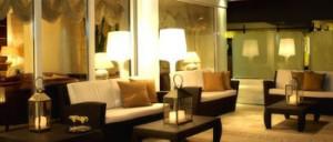 Sala lettura Hotel Tiffany's a Riccione