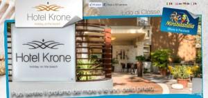 Hotel Krone a Lido di Classe