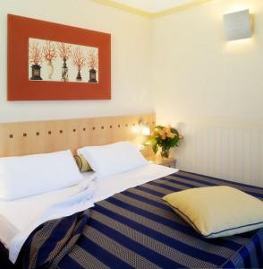 Camera Hotel Sporting vicino alla Fiera di Rimini