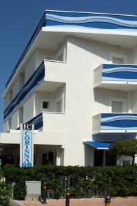 Hotel Corinna per bambini a Rimini