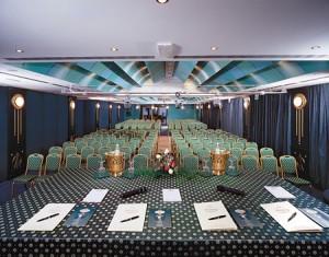 Sala Meeting del Grand Hotel Michelacci a Gabicce Mare