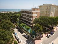Vista panoramica di Hotel Sorriso a Lido di Classe