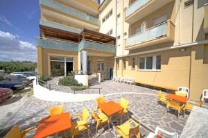 Hotel dei Galli a Senigallia