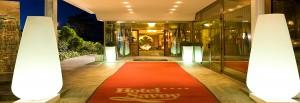 Ingresso Hotel Savoy