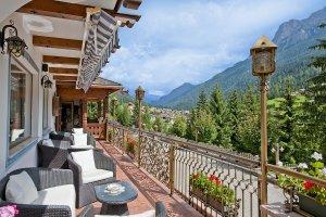 Hotel Des Alpes a Soraga