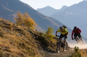 Vacanze in mountain bike a Livigno