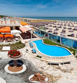 Bagni Anna 95 - Pinarella di Cervia Union Hotels