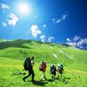 Trekking nell'entroterra della Romagna