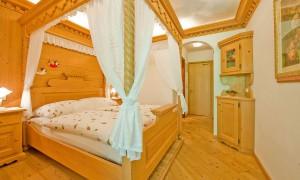 Suite del Relais Hotel Des Alpes