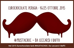 Eurochocolate 2015 Perugia